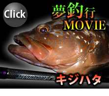 BS日テレ「夢釣行~一魚一会の旅~」キジハタ
